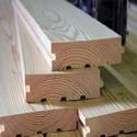 Доска пола лиственница 22х110х2м,3м,4м сорт Прима