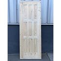 Дверь деревянная глухая 2000х600 (сосна)